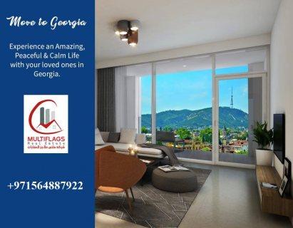 فرصة لا تعوض للإستثمار في أول منتجع سياحي في جورجيا