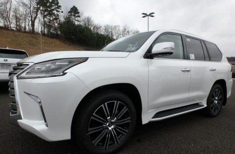 Lexus Lx570 2018.....$30000