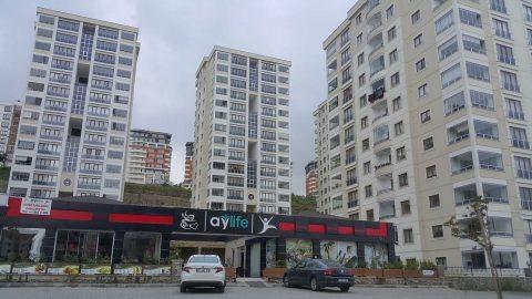 شقة للبيع في مركز طرابزون
