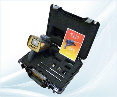 جهاز BR 100 T كاشف الذهب الخام والمعادن لعمق 20 متر ودائري 1000 متر - بي ار دبي