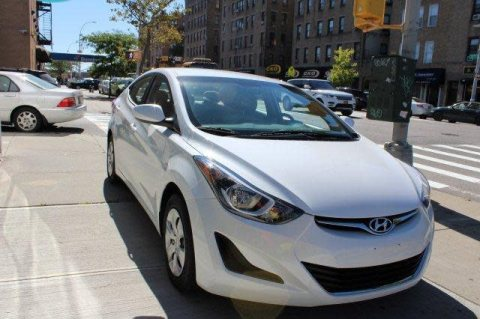 2016 Hyundai Elantra Full Options No Accident