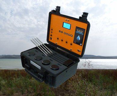 جهاز BR 700 PRO الأفضل والأحدث عالميا لكشف المياة الجوفية مع تحديد العمق والنوع
