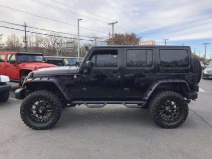 صور 2015 Jeep Wrangler Unlimited Rubicon 1