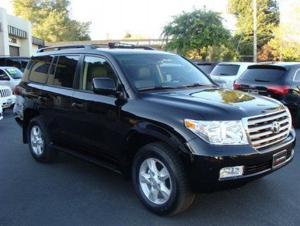 Selling My toyota land cruiser 2011