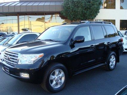My toyota land cruiser 2011 car for sale
