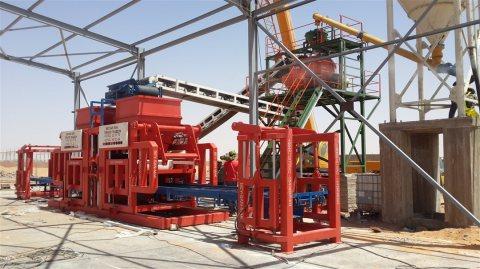 مصنع انترلوك أوتوماتيكي PRS802