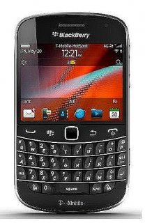 Blackberry 9900 Touch Unlocked