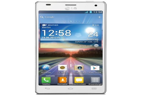 LG Optimus 4X HD P880 Unlocked