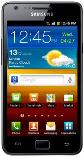 Samsung GT I9000 Galaxy S2 32GB Unlocked