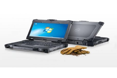 صور Dell Latitude E6420 XFR Intel Core i7 2640M 2.8GHz Notebook - 8G 1