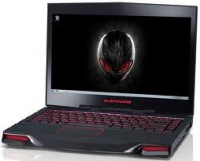 Dell Alienware M14x R2 Laptop Black Intel Core i7 14 Inch Win 8