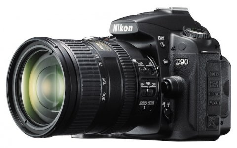 صور Nikon D90 Digital SLR Camera with 18-200mm VR 2 Lens kit 1