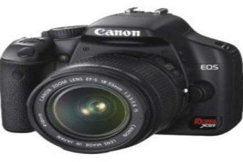 Canon EOS 450D 12MP DSLR Camera