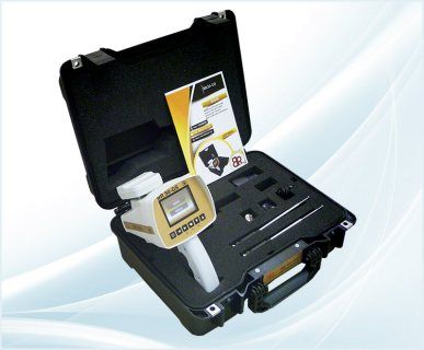 أجهزة كشف الذهب الخام والمعادن الأمريكية BR 50 GS - شركة بي ار دبي