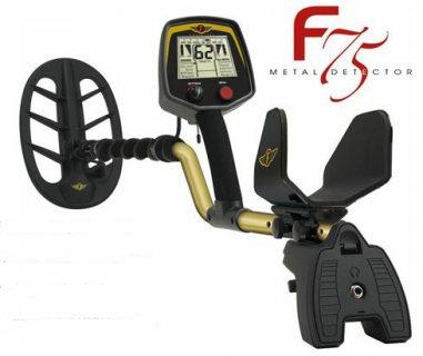 جهاز كشف الذهب الخام والمعادن بالمناطق الجبلية والشواطئ - FISHER 75