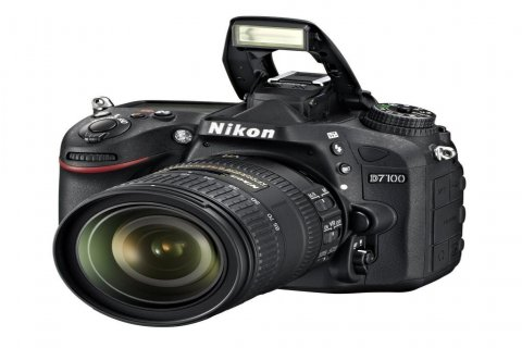 صور Nikon D7100 Digital SLR Camera kit with AF-S DX 16-85mm lens 1