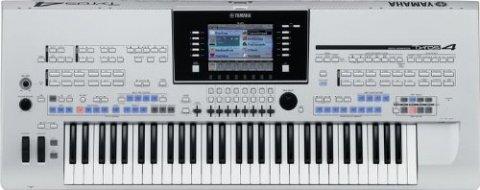 Yamaha Tyros 4 61-Key Pro Arranger Workstation