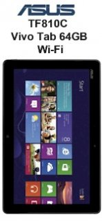 Asus TF810C Vivo Tab 64GB Wi-Fi