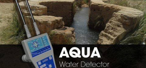 جهاز كشف المياة الجوفية | AQUA