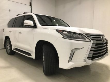 Lexus LX570 Full Options 2017 model