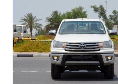 Toyota Hilux 2019 CAB PICKUP