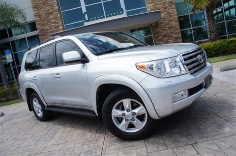 FOR SALE: TOYOTA  LAND CRUISER 2011