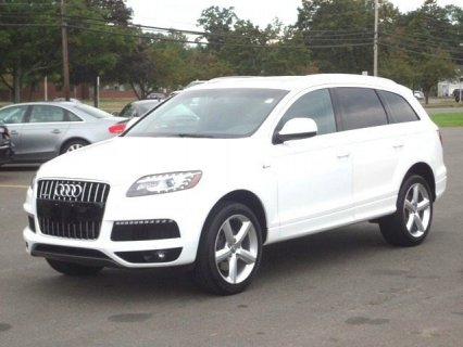 صور For sale: A 2012 Audi Q7 S Line Prestige 1