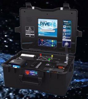 جهاز كشف المياه الجوفيه والابار فى سلطنة عمان   جهاز ريفر جي - RIVER G