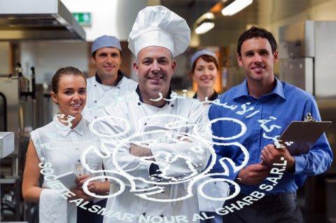 شركة الاسمر للاستقدام الاسرع توفر طباخين وطباخات بتخصصات مختلفه من المغرب.