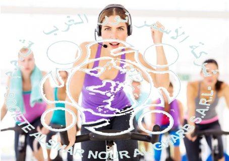 في فن الرشاقة و الفيتنس من المغرب مدربات رياضة عبر شركة الأسمر للإستقدام
