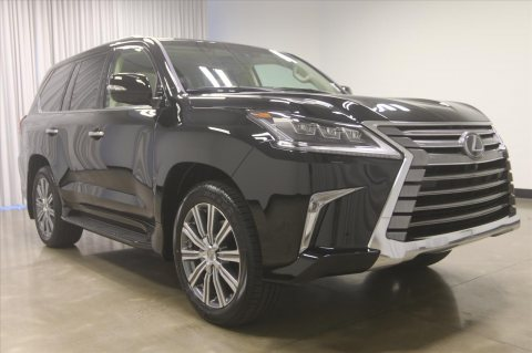 3 Month 2016 Lexus Lx 570 Used