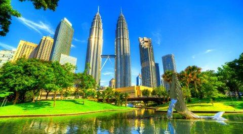 برنامج سياحي 11 يوم للشخصين ماليزيا