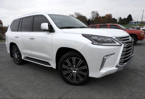 2018Lexus LX 570 LexusWarranty