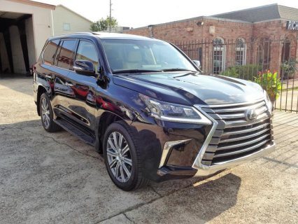 Sell Used 2017 Lexus LX 570 Jeep Full Options