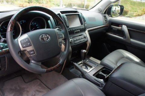 صور TOYOTA  LAND CRUISER 2011 V8 2