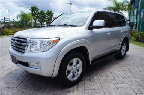 TOYOTA  LAND CRUISER 2011 USED