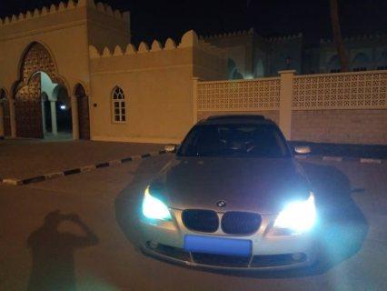 سيارة  530 BMW للبيع بحالة جيدة جدا موديل 2004