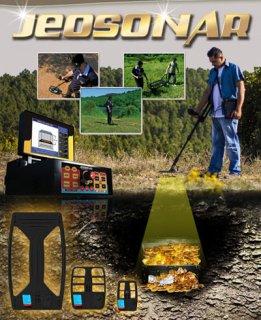 اقوى اجهزة كشف الذهب احترافية بالنظام التصويري - Geo Sonar
