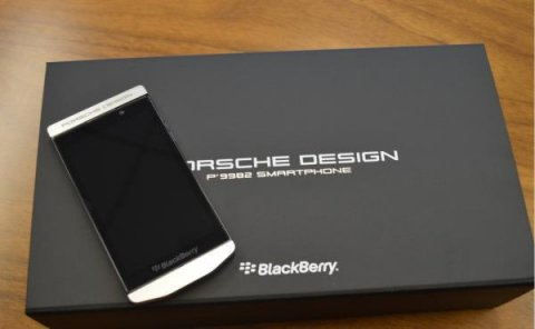 For Sale BlackBerry Porsche Design P\'9982 Unlocked