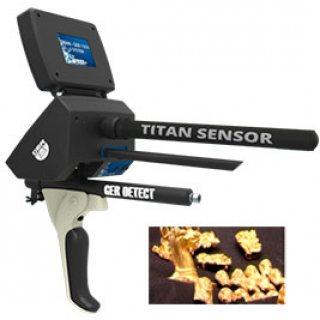 جهاز كشف المعادن والذهب titan ger 1000