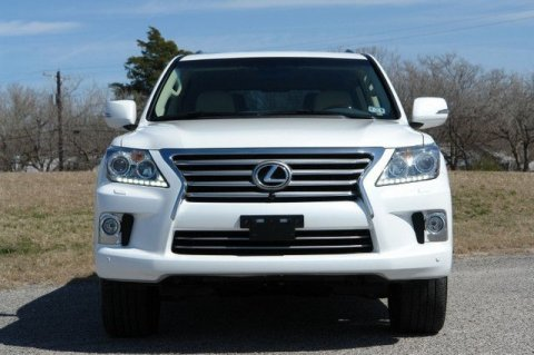 صور FOR SALE URGENT  2013 LEXUS LX 570 1