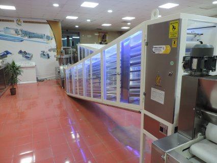 تصنيع خط انتاج ثلاثي للخبز العربي