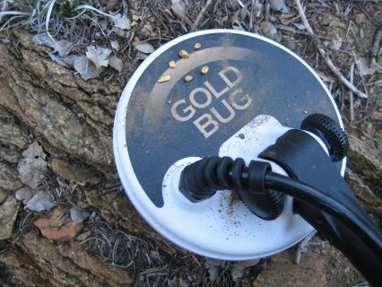 جهاز Fisher Gold bag جهاز التنقيب عن المعادن القيمة