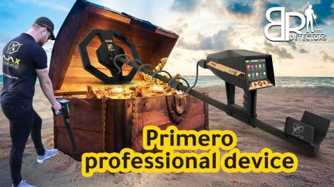Metal and Gold Detector Ajax Primero