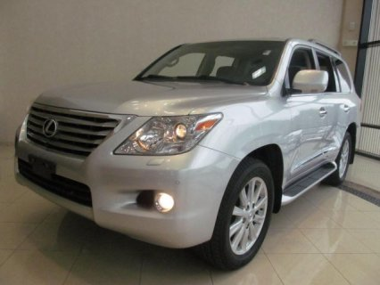 Neatly Used LEXUS 570 2011 For Sale
