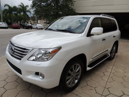 2011 USED Lexus LX 570 car