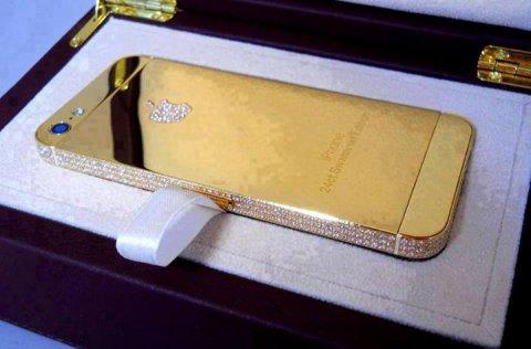 Ramadan Sales : Brand new Apple iPhone 5S Gold