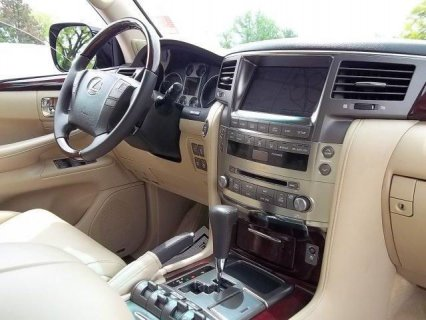 صور $FOR SALE 2013 LEXUS LX 570 BLACK 3