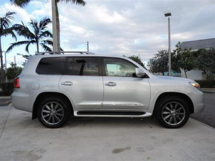 صور $MY 2011 LEXUS LX 570 FOR SALE (Gulf specs) 3