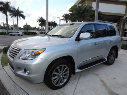 صور MY 2011 LEXUS LX 570 FOR SALE (Gulf specs) 4